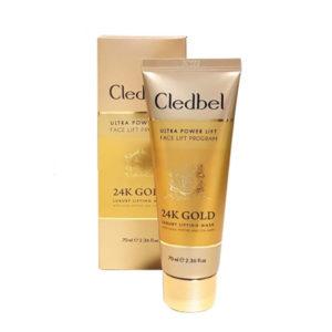 Золотая маска Cledbel gold